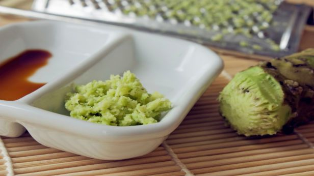 Wasabi recipes