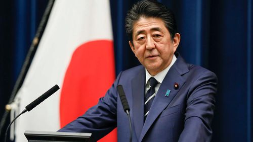 Shinzo Abe, Japan's Longest-Serving Leader, to Resign Because of Illness