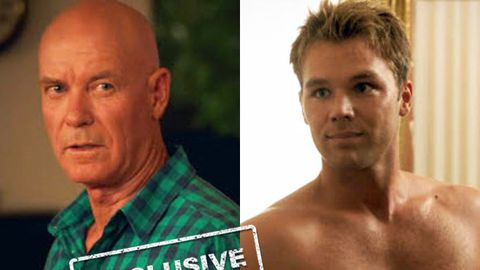 House Husbands' Gary Sweet on new heart-throb co-star Lincoln Lewis: 'He's like a Labrador'