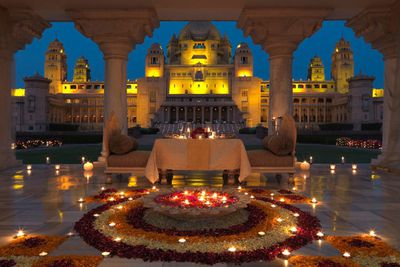 <strong>3. Umaid Bhawan Palace, Jodhpur, India</strong>