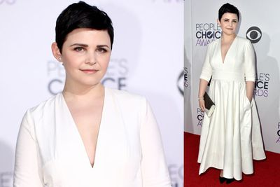<i>Once Upon a Time</i> star Ginnifer Goodwin.