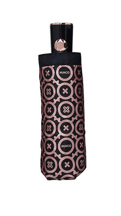 """<a href=""""http://www.mimco.com.au/shop/accessories/umbrellas/60174642-126/MONOGRAMANIA-UMBRELLA.html""""> Umbrella, $49.95, Mimco </a>"""