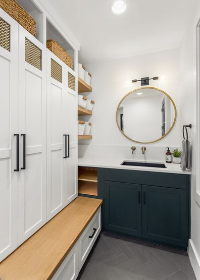 What is a mudroom? The stop-gap space every family home needs