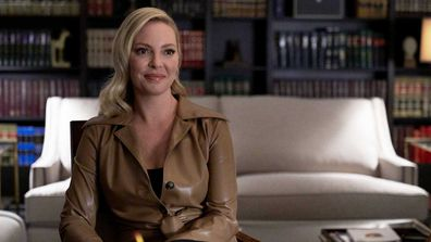 Katherine Heigl in Suits.