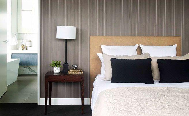 Eco-friendly bedroom