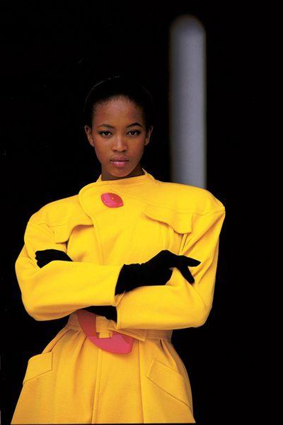 <em>US Vogue</em> January 1988<br> Eddie Kohli