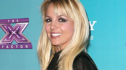Oh baby, baby: Britney Spears leaving <i>X Factor USA</i>