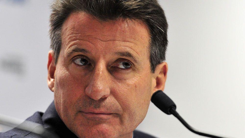 Sebastien Coe.(AFP)