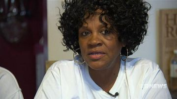 Chicago grandmother fights to stop criminal violence