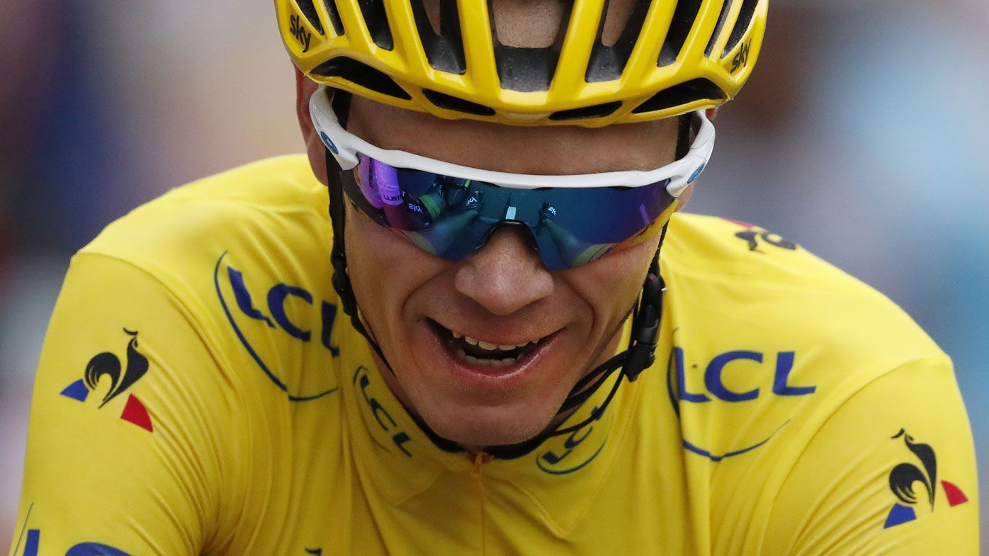 Four-time winner Chris Froome to miss Tour de France after crash