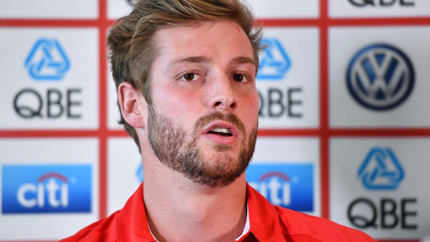 Sydney defender Alex Johnson to return to Swans after 2136 days out injured