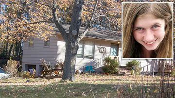 A US teenager missing for nearly three months after her parents were killed in the family home in Wisconsin has been found alive barely an hour's drive away.