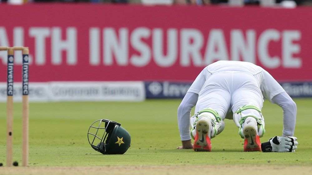 Cricket: Ul-Haq muscles his way to Test century