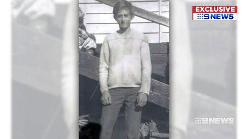 Allan Whyte vanished in Bendigo in 1968.