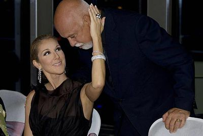 Celine Dion gave birth to fraternal twins Nelson and Eddie on October 23.