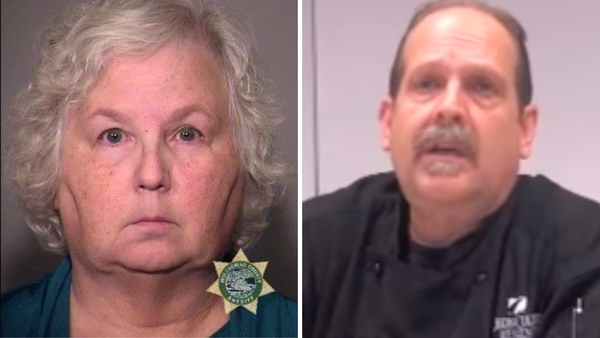 Writer Nancy Brophy accused killing husband had 'ways to cover up a murder' bookmarked