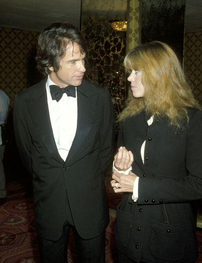 Warren Beatty and Jane Fonda in New York, 1978.
