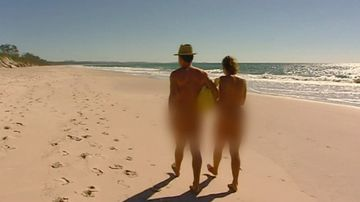Could a nudist beach become the newest Gold Coast attraction?