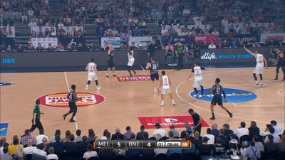 NBL: Melbourne United down Brisbane Bullets 102-94