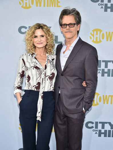 Kevin Bacon, Kyra Sedgwick, red carpet, premiere