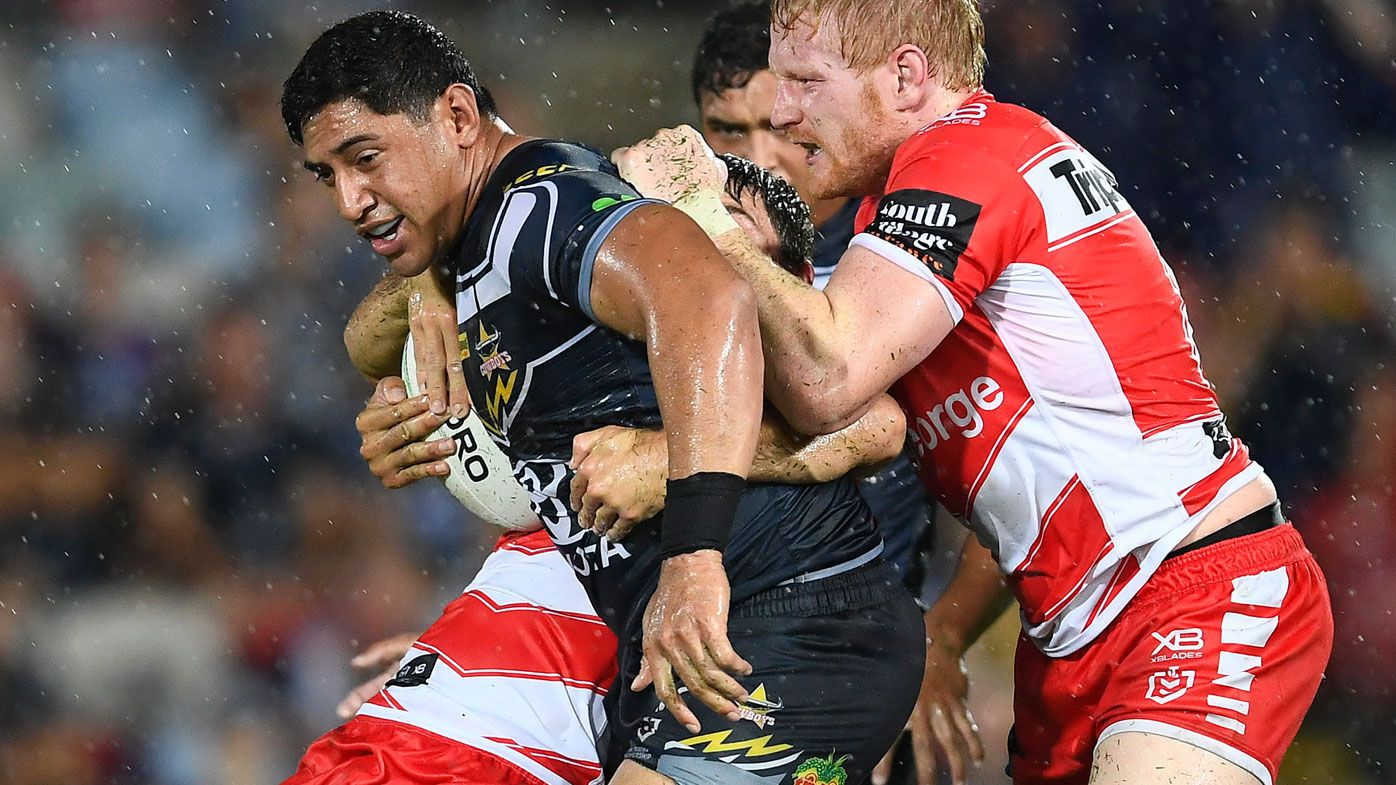 How 'freak' Jason Taumalolo can lead Cowboys' 'best ever' forward pack