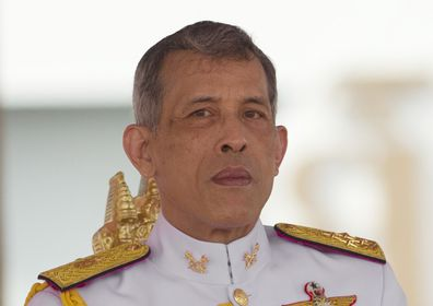 Thailand's King Vajiralongkorn is the world's richest royal at $30 billion.