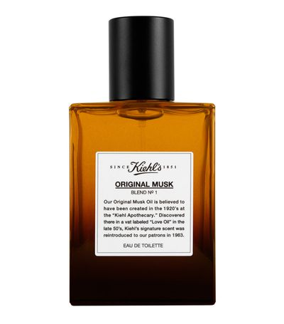 "<a href=""https://www.kiehls.com.au/musk-eau-de-toilette-spray/557.html"" target=""_blank"">Kiehl's Musk Eau de Toilette Spray 50ml, $78</a>"