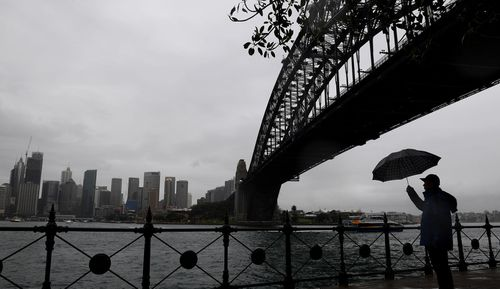 After eight wet days in the last nine, there's to be no reprieve from the umbrellas just yet, say forecasters.