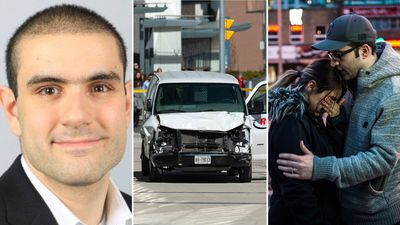 Motive of 'outsider' driver in Canada van attack still unknown