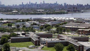 People arrested in New York are typically sent to the controversial Rikers Island Jail.