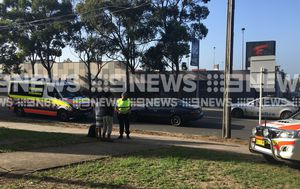 Driver charged after boy injured after being struck by car crossing road with mother