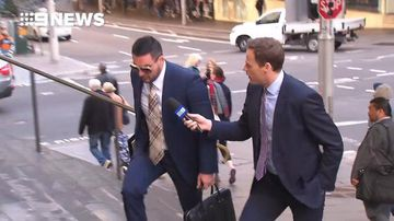 Two of Salim Mehajer's businesses placed into administration