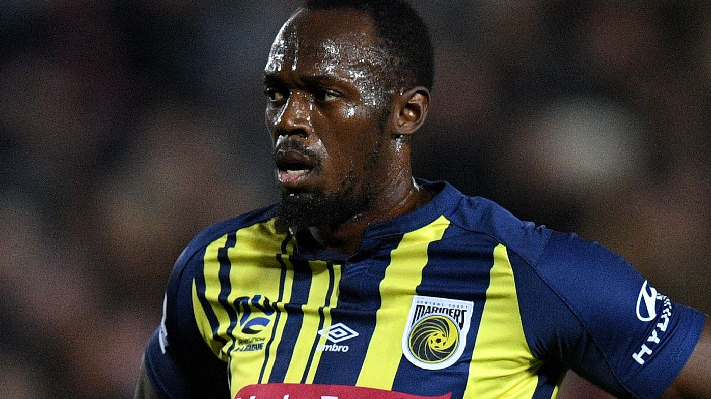 Usain Bolt appears unlikely to come to an agreement with the Central Coast Mariners.