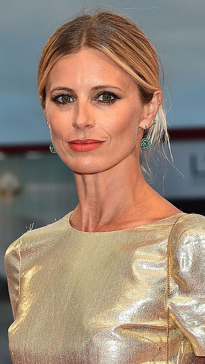 Laura Bailey attends <em>The Danish Girl</em> screening.
