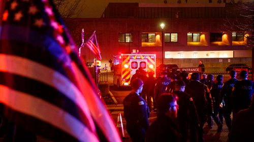 Tributes have been paid to the victims of the Chicago hospital shooting.