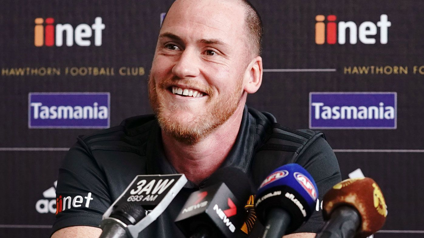 Jordan Roughead retires a Hawthorn Hawk with no regrets