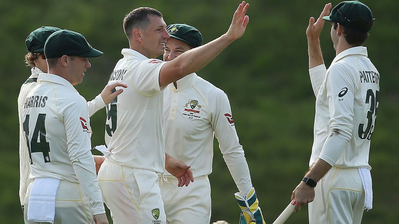 Cricket: James Pattinson begins Ashes push in strong showing with Australia A's
