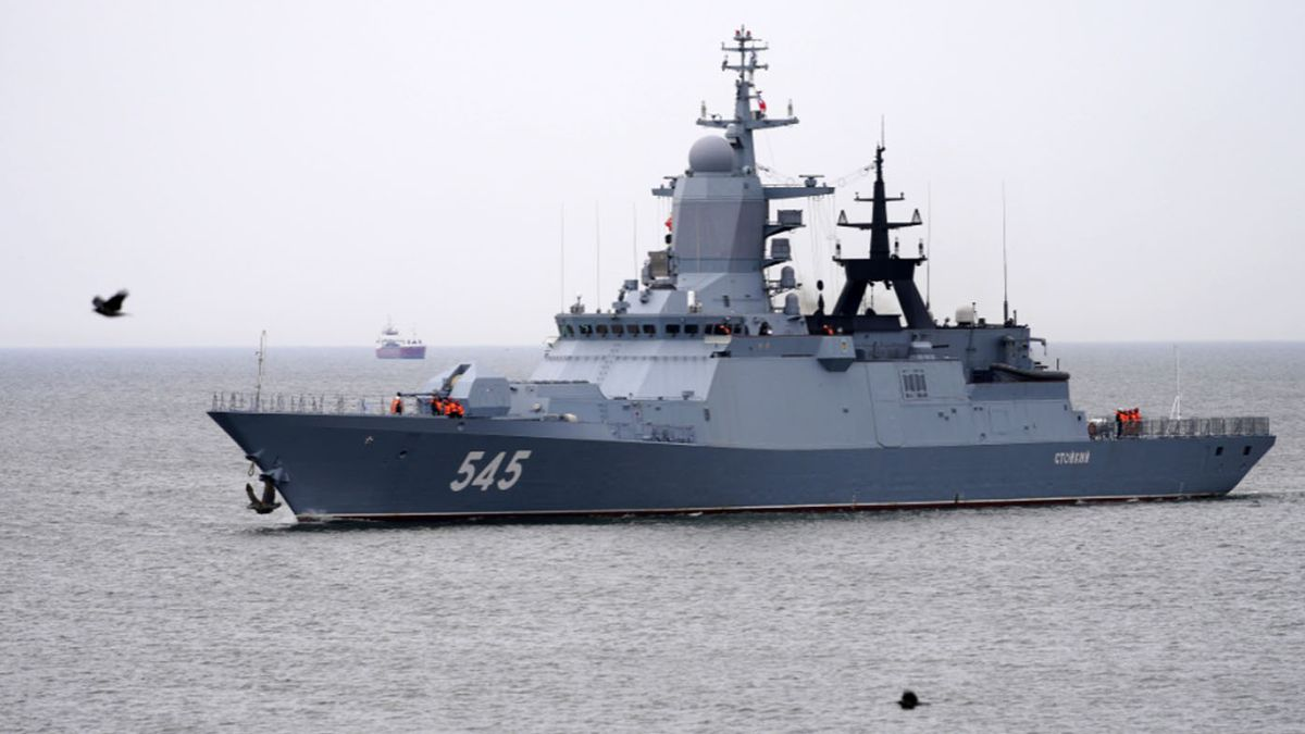 Russian Navy Building First Fully Stealth Warship