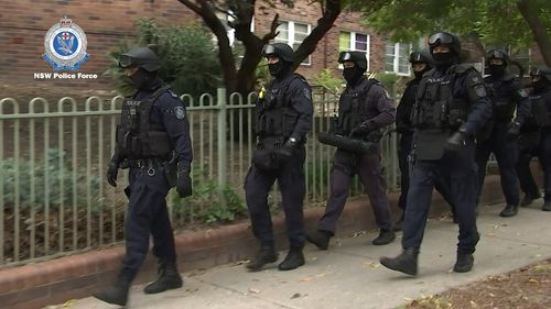 Surry Hills Police