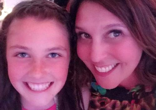 Sarah Chester (right) and her daughter Payton Chester died in the helicopter crash that killed basketball legend Kobe Bryant.