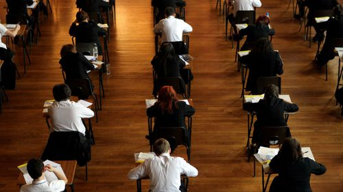 Thousands of students in NSW will start HSC exams.