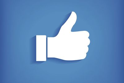 Getting likes on Facebook doesn't make you happier