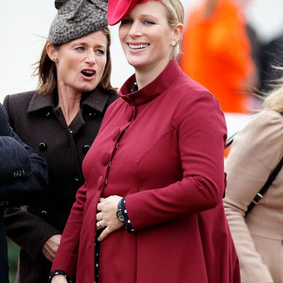 Zara Tindall, March 2018
