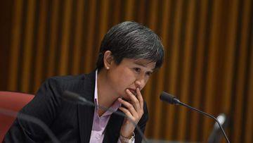 Senator Penny Wong. (AAP)
