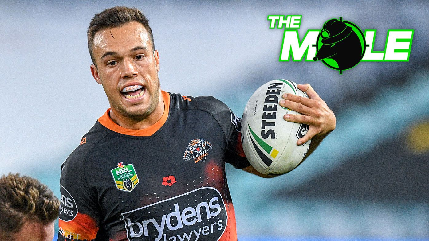 The Mole: Wests Tigers putting up a fight to keep Luke Brooks, truth revealed about Bennett 'double agent' claims