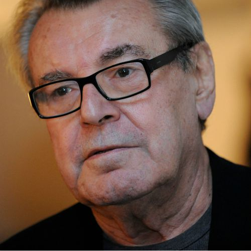 Milos Forman died earlier this year. (AAP)