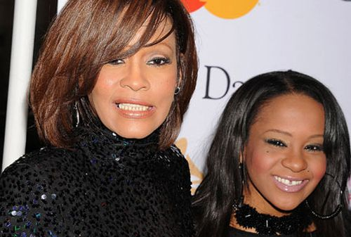 Whitney Houston's daughter revived and recovering after being found 'unconscious in bathtub'