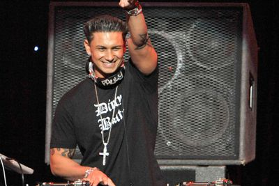<b>Estimated 2010 earnings:</b> $2 million <br/><br/><P><b>How the hell they earned it:</b> Since <i>Jersey Shore</i> catapulted him to D-list fame, Pauly can command $40,000 to spin mad tunes at parties, and has an endorsement deal with Baskin Robbins. <br/><br/>