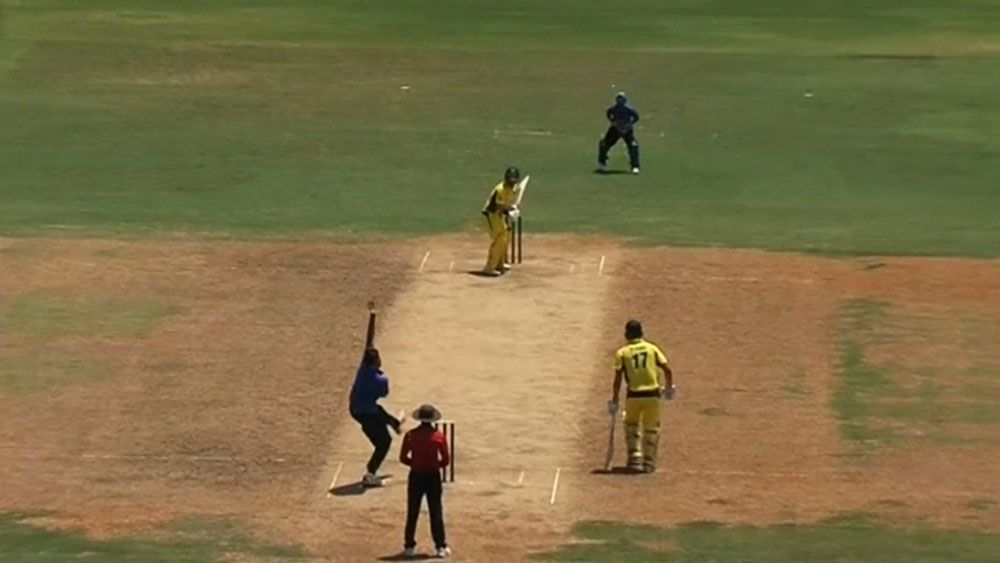 Marcus Stoinis stars as Australia wins warm-up match against India Board President's XI in Chennai