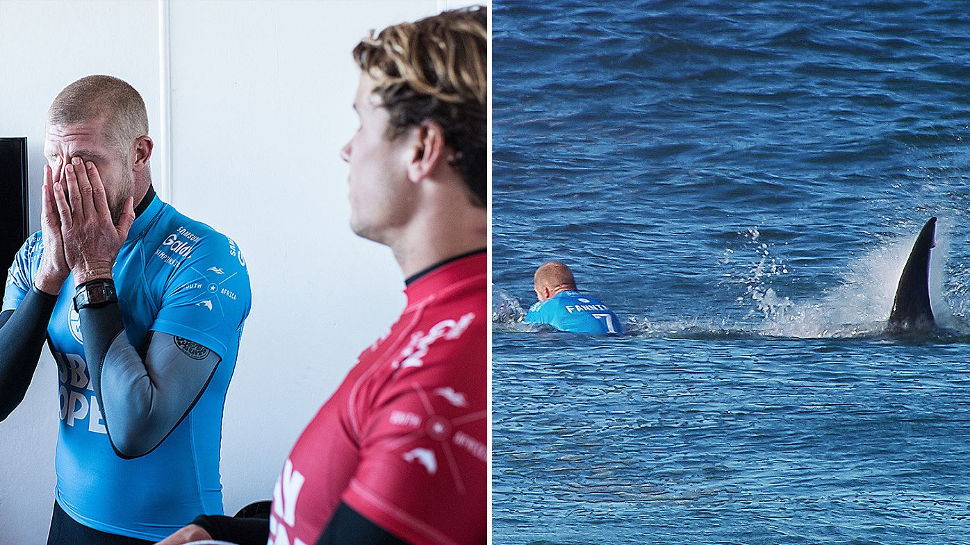 Mick Fanning reveals pledge to Julian Wilson after 'heroic effort' during 2015 J-Bay Open shark attack